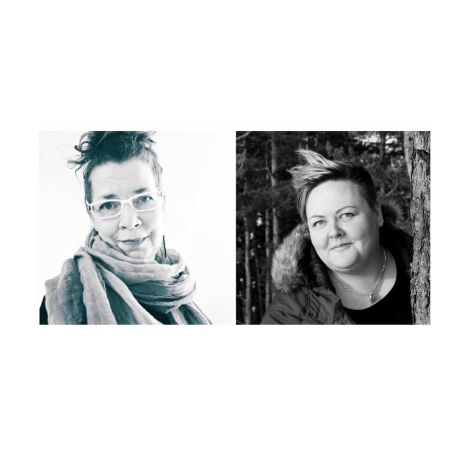 VIestintätoimisto Aivela Mari Toivonen ja Sonja Lahtinen