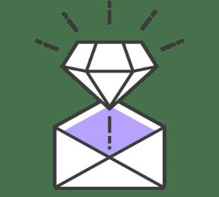 VIestintätoimisto Aivelan timanttipaja kiteyttää yrityksen viestin